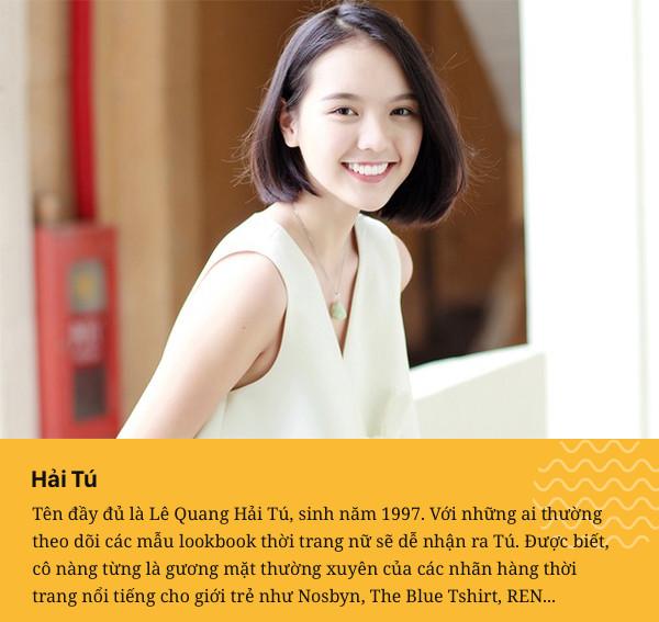 Hải Tú: Nàng thơ của giới mẫu lookbook Việt - Ảnh 4.