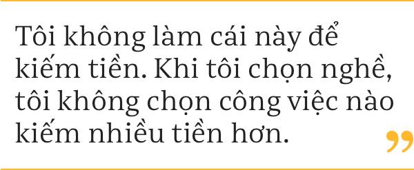 Nguyễn Phi Phi Anh: Tự mày mò học làm nhạc kịch, lỗ cả trăm triệu vẫn thấy tự hào vì… ít - Ảnh 9.