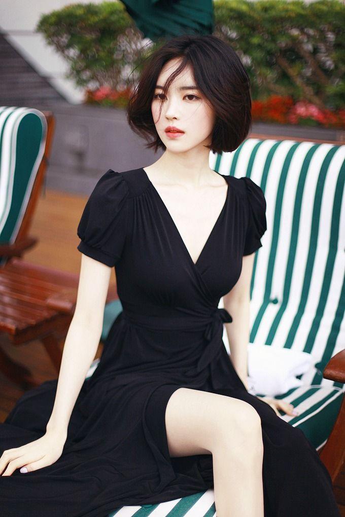 Cô gái Hàn Quốc với vẻ đẹp thanh khiết xứng danh