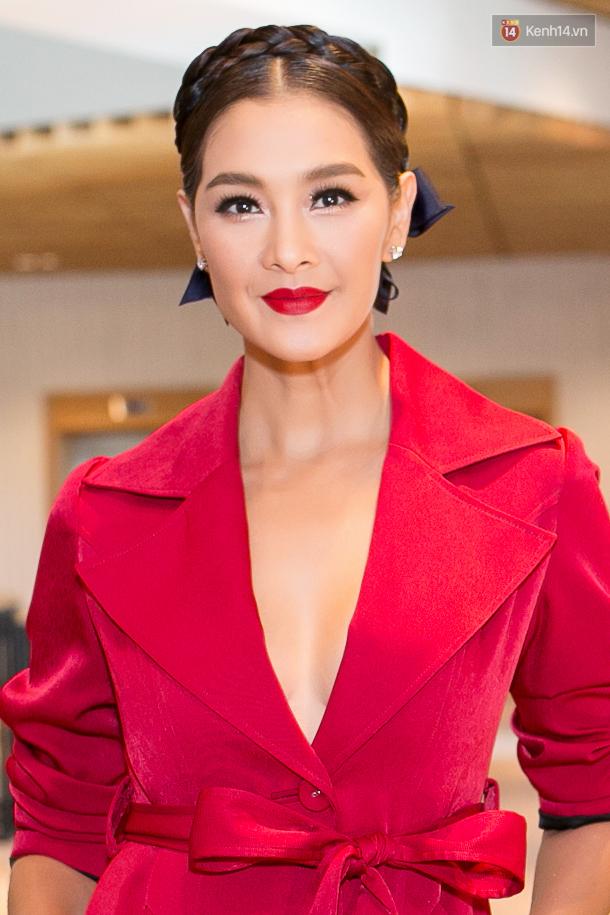 HLV The Face Thái đến đúng giờ, Minh Tú phải nhập viện trước họp báo The Face 2017 - Ảnh 3.