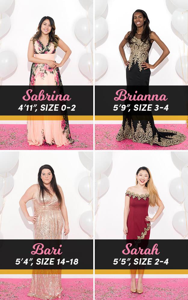 Những cô gái này đặt mua váy dạ hội giá chỉ vài trăm nghìn trên Amazon và kết quả bất ngờ-1