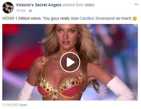 Clip catwalk đạt 1 triệu view, đây chính là thiên thần hot nhất của Victorias Secret! - Ảnh 2.