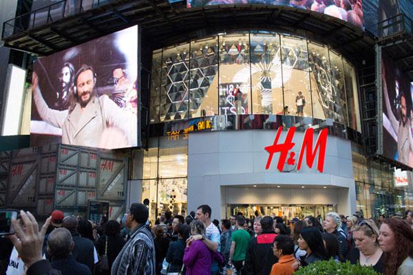 Tin chắc nịch: H&M mở thêm 430 cửa hàng mới, đánh mạnh thị trường Việt Nam vào năm 2017 - Ảnh 1.