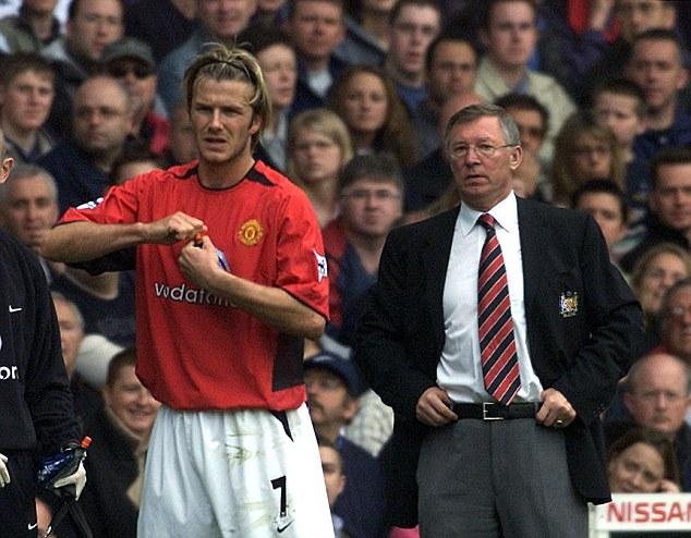 Beckham mâu thuẫn với Sir Alex Ferguson vì Victoria - Ảnh 2.