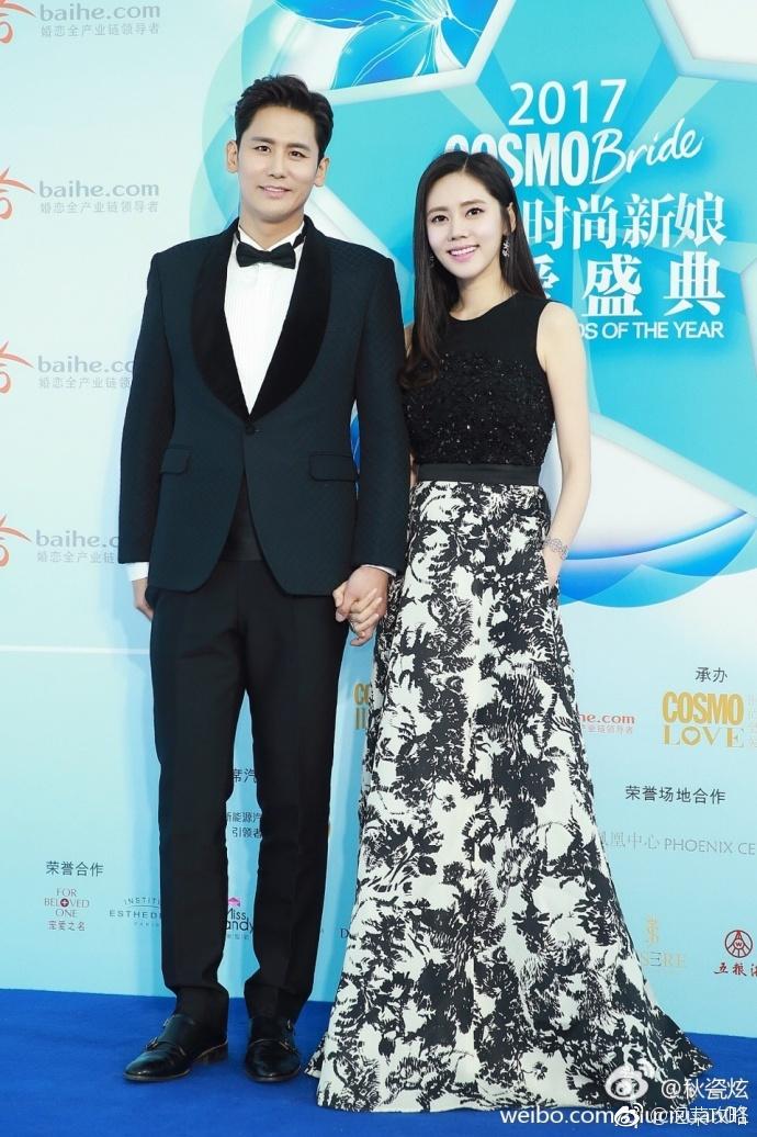 Sao Hoa Ngữ: Màn cầu hôn ngọt ngào của cặp đôi Vu Hiểu Quang - Choo Ja Hyun:
