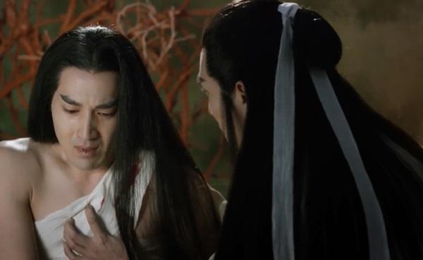 """Xé lòng với những cảnh thương tâm của Dương Mịch – Triệu Hựu Đình trong """"Tam Sinh Tam Thế"""" - Ảnh 1."""