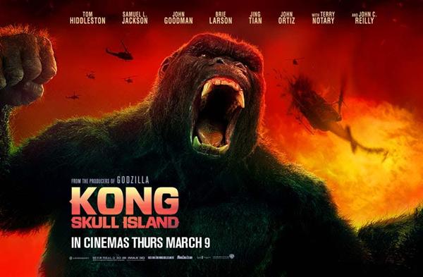 Chàng Kong tiếp tục đại náo BXH phòng vé xứ Trung - Ảnh 1.
