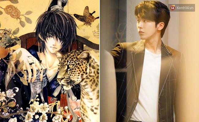 Bạn có biết: Thủy thần đẹp trai Nam Joo Hyuk lại chính là... Hà Bá! - Ảnh 1.