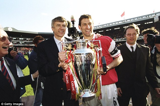 Arsene Wenger không phải là Huấn luyện viên - Ảnh 1.