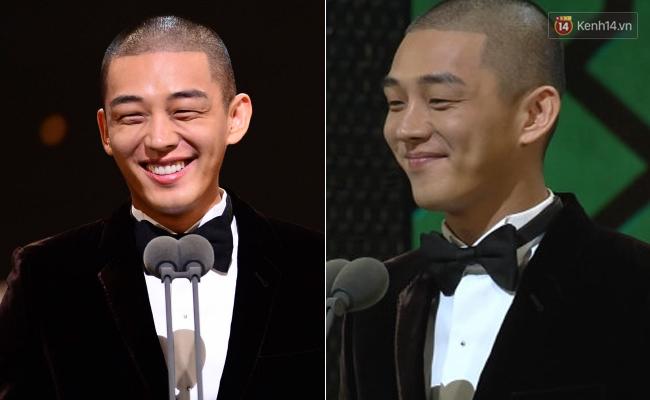 Đây là lí do fan muốn tặng Yoo Ah In thuốc mọc tóc siêu nhanh! - Ảnh 2.