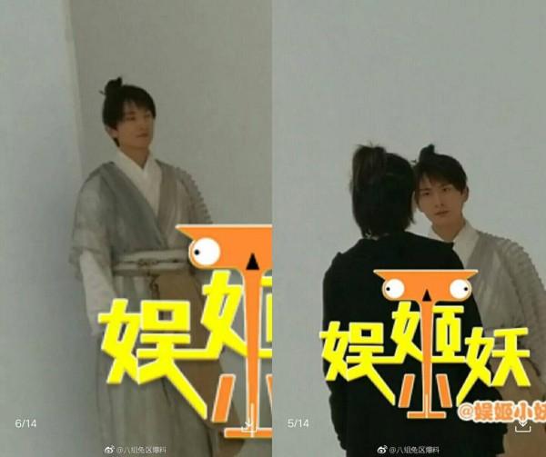 Hồ Nhất Thiên ngưng làm hot boy thanh xuân, tham gia thử vai trong Ỷ Thiên Đồ Long Ký - Ảnh 2.