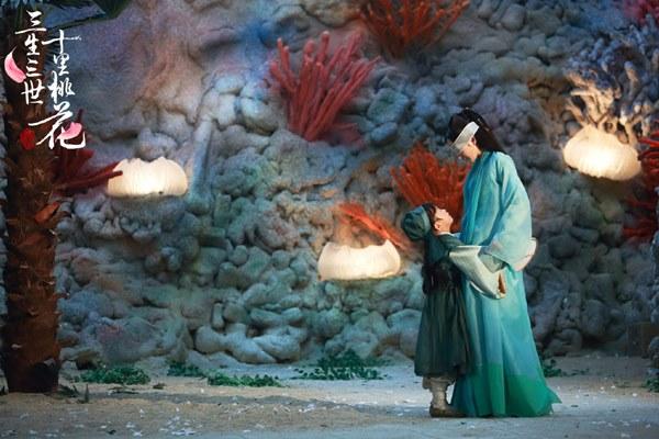 """""""Tam Sinh Tam Thế: Thập Lý Đào Hoa"""" – Bộ phim chuyển thể đầy cuốn hút đầu 2017 - Ảnh 3."""