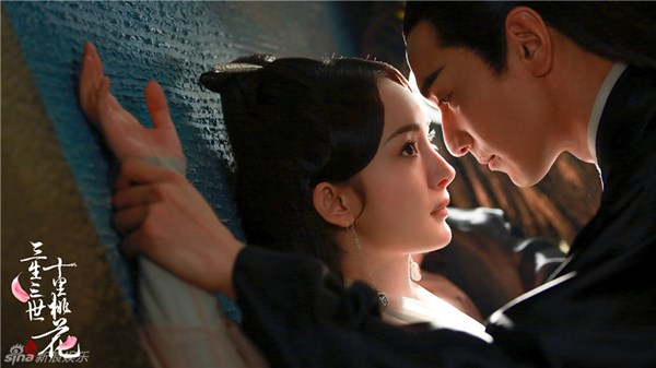 """Đến giờ này, Triệu Hựu Đình vẫn phải phân bua vì cảnh hôn trong """"Tam Sinh Tam Thế"""" - Ảnh 3."""