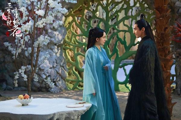 """""""Tam Sinh Tam Thế: Thập Lý Đào Hoa"""" – Bộ phim chuyển thể đầy cuốn hút đầu 2017 - Ảnh 4."""