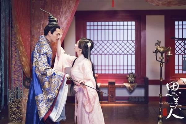 """Bạn gái Trương Hàn quyết tâm """"nổi loạn"""", thay đổi hình tượng trong phim mới - Ảnh 4."""