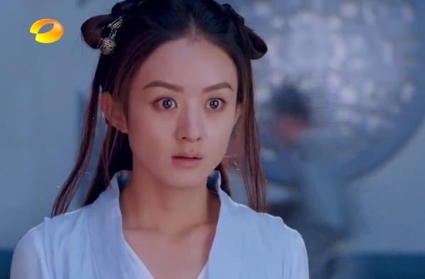 """Triệu Lệ Dĩnh - Lâm Canh Tân đẹp đôi thế này, bảo sao fan """"Sở Kiều Truyện"""" mê mẩn! - Ảnh 14."""