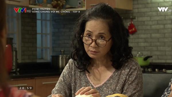 Bà Phương Lan Hương nói gì về cái kết của Sống Chung Với Mẹ Chồng? - Ảnh 3.