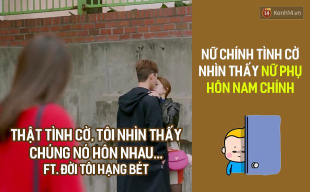 10 tình tiết tréo ngoe trong phim tình cảm Hàn khiến khán giả phát mệt - Ảnh 5.