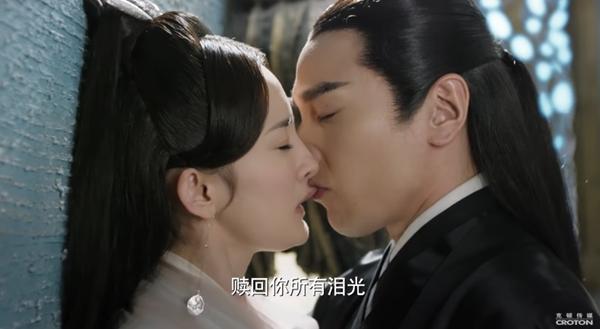 """Đến giờ này, Triệu Hựu Đình vẫn phải phân bua vì cảnh hôn trong """"Tam Sinh Tam Thế"""" - Ảnh 5."""