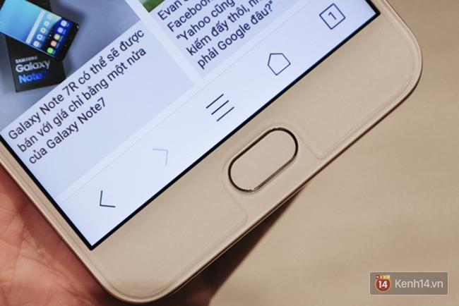 Mở hộp Vivo V5s: điện thoại trang bị camera selfie lên đến 20 MP, giá gần 7 triệu đồng - Ảnh 6.