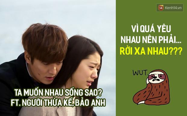 10 tình tiết tréo ngoe trong phim tình cảm Hàn khiến khán giả phát mệt - Ảnh 7.