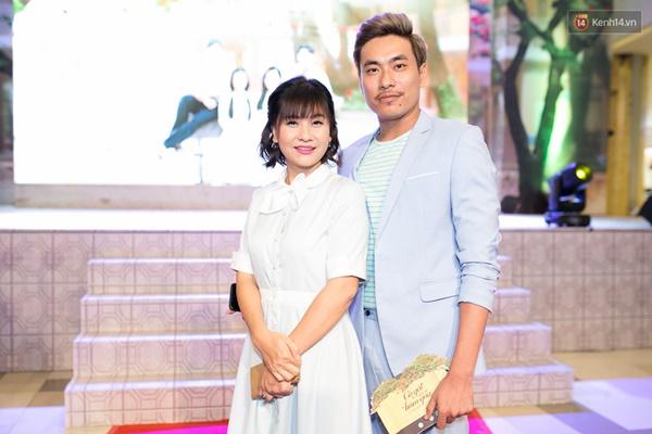 Cát Phượng phủ nhận tin đồn đang mang bầu với tình trẻ Kiều Minh Tuấn - Ảnh 1.