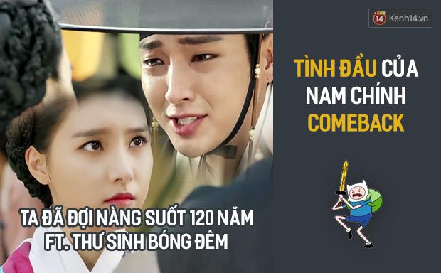 10 tình tiết tréo ngoe trong phim tình cảm Hàn khiến khán giả phát mệt - Ảnh 6.