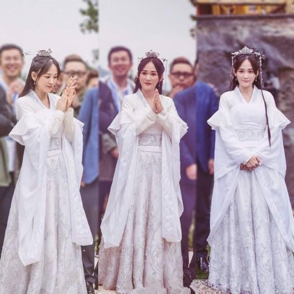 Đạo diễn Hoàng Tử Ếch hô biến Trần Kiều Ân thành thiếu nữ vui vẻ - Ảnh 11.