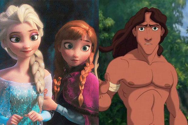Đạo diễn Frozen xác nhận Tarzan là em trai của Elsa và Anna - Ảnh 1.