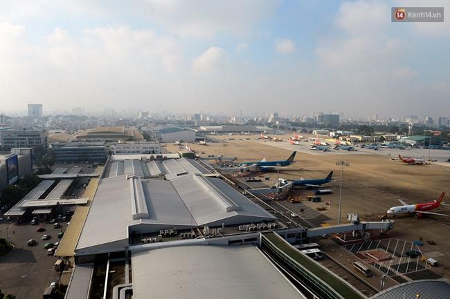 Check in lưu động, phân loại hàng khách làm thủ tục để giảm ùn tắc đường hàng không - ảnh 1