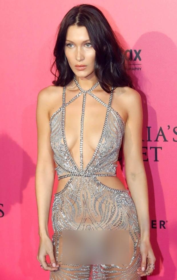 Kendall, Gigi, Bella: Thế hệ siêu mẫu mới hay những nàng chân dài chỉ... hở là giỏi? - Ảnh 2.