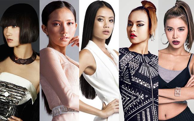 Điều gì khiến cho đại diện Việt Nam bị lép vế tại Next Top châu Á? - Ảnh 1.