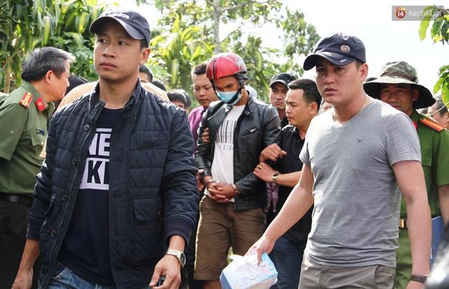 Vụ giết người chôn xác ở Lâm Đồng: Vợ nạn nhân từng tung tin chồng ôm 30 triệu trốn cùng người tình - Ảnh 1.