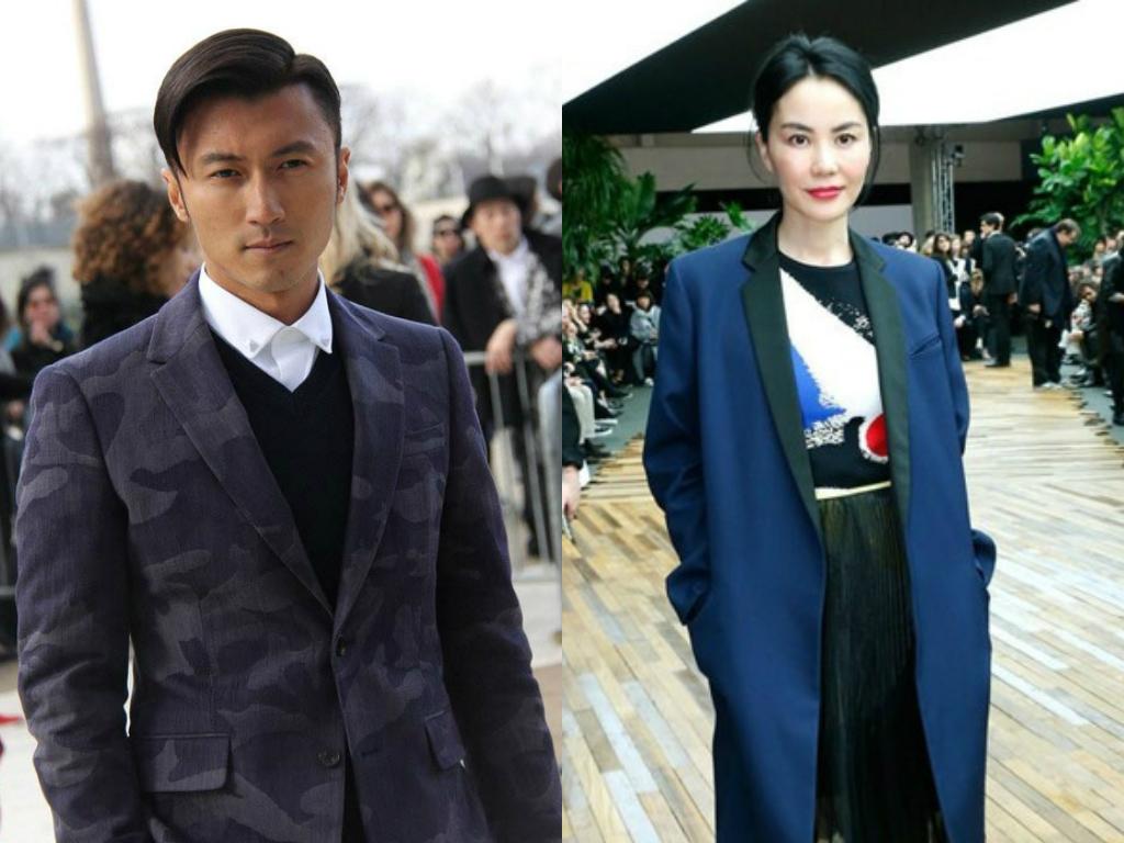 Sao Hoa Ngữ: Diễn viên Tạ Đình Phong bị gia đình phản đối kịch liệt chuyện tái hôn với Vương Phi