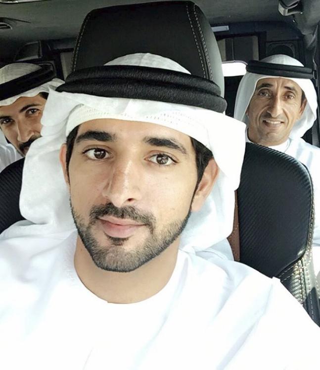 Cuộc sống xa hoa của chàng Thái tử tỷ phú trong Hoàng gia Dubai - Ảnh 1.