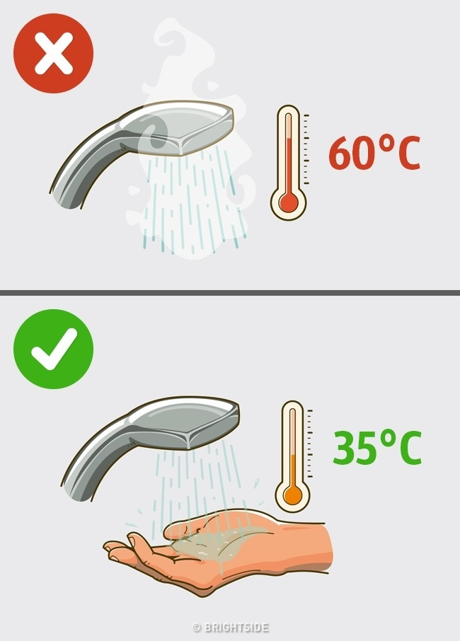 5 sai lầm khi tắm nếu mắc phải sẽ khiến da ngày càng xấu và yếu đi - Ảnh 1.