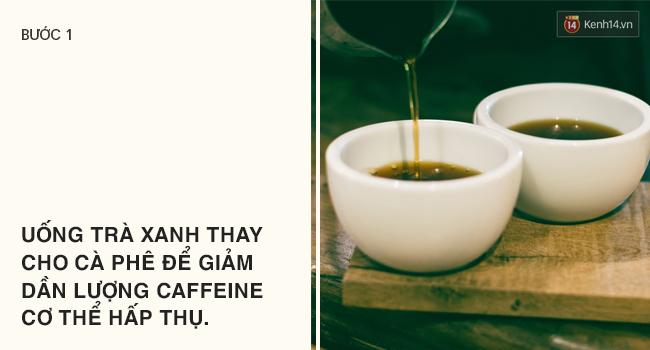 Hội nghiện cafe muốn dứt thì mau thức hiện theo 5 bước sau - Ảnh 1.