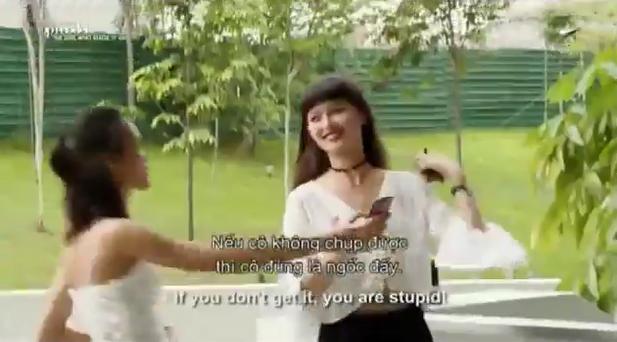 Khi ác nữ nhà chung chưa bị loại, dàn thí sinh Next Top châu Á phản ứng ra sao? - Ảnh 6.