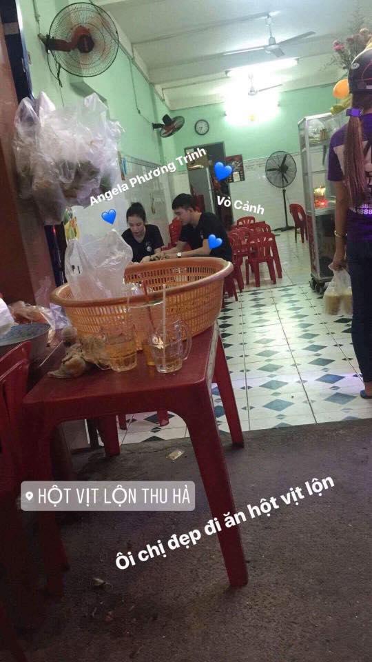 Không công khai tình cảm nhưng Angela Phương Trinh và Võ Cảnh lại bị bắt gặp tình tứ ở Đà Nẵng! - Ảnh 7.