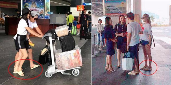 Nhã Phương đi dép tổ ong, sánh đôi cùng Trường Giang về Phú Quốc đón sinh nhật - Ảnh 1.