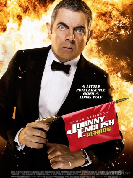 Mr. Bean sẽ quay trở lại với Điệp viên Không Không Thấy phần 3! - Ảnh 1.