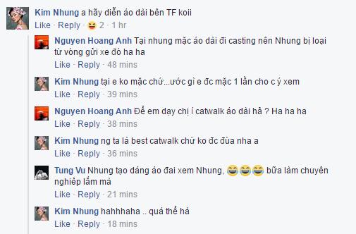 Kim Nhung: Lúc biết Hoàng Thùy làm HLV The Face, tôi đã xin bỏ thi - Ảnh 4.