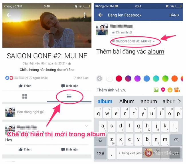 Album trên Facebook đã tiến hoá, cho đăng cả tỉ thứ mà bạn muốn chứ không chỉ hình ảnh nữa - Ảnh 3.