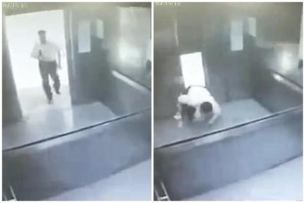 Giảng viên đại học tử vong sau khi bị thang máy kẹp nghiến lên nửa phần cơ thể 1