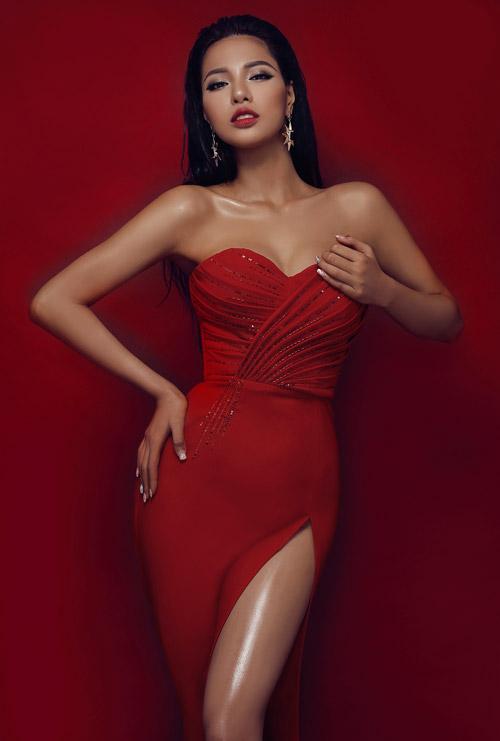 Khả Trang được Global Beauties bình chọn là người đẹp châu Á gợi cảm nhất - Ảnh 2.