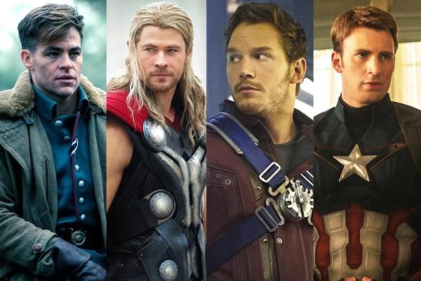 Thế hệ ngôi sao kế tiếp của Hollywood: Cuộc chiến của bốn anh chàng tên Chris - Ảnh 1.