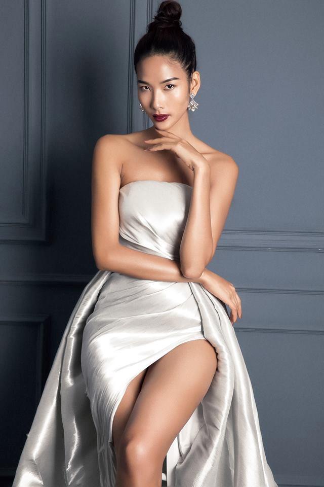 Chưa đầy 24 giờ, Hoàng Thùy vươn lên dẫn đầu bình chọn tại Hoa hậu Hoàn vũ Việt Nam - Ảnh 3.