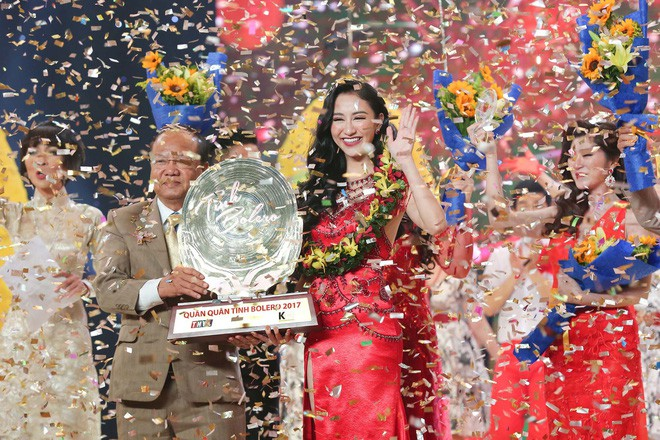 Á hậu Hà Thu đá xéo Chi Pu khi vừa đăng quang Tình Bolero 2017 phiên bản nghệ sĩ? - Ảnh 2.