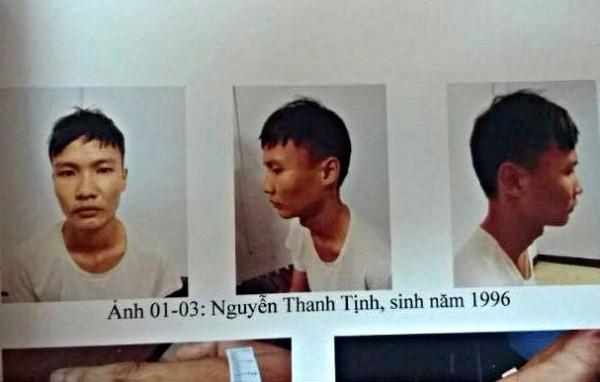 Nam thanh niên hiếp dâm, sát hại thiếu nữ mới quen bị khởi tố thêm hành vi cướp tài sản - ảnh 1