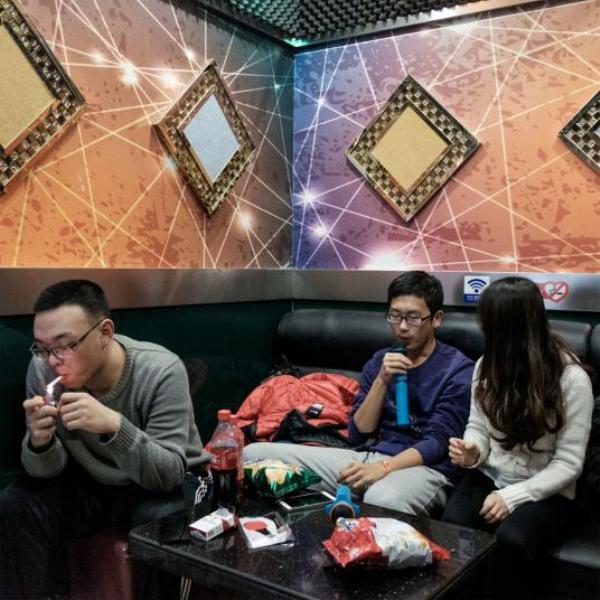 Cuộc sống bên trong thế giới ngầm tại Bắc Kinh - Ảnh 10.